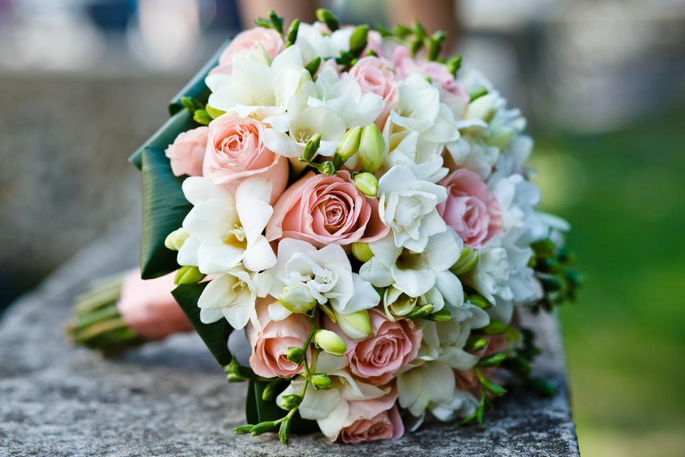 Как сделать самим букет невесты, смоленск доставка цветов домбаровский